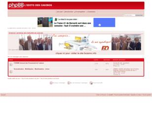 Syndicat National FO des personnels de casinos