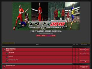 PRO EVOLUTIONS SOCCER INDONESIA