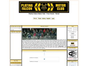 Platina Falcon Motor Club - Official Website