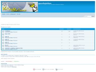 Forum gratis : pgs volley belluno