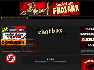 The Socialist Phalanx