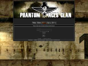 Phantom Aces Clan