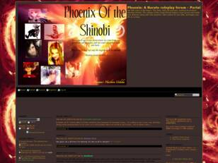 Naruto Roleplaying Forum: Phoenix Of The Shinobi