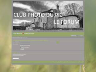 Club Photo du Pic