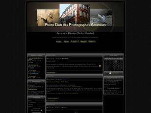 Forum - Photo Club des Photographes Amateurs