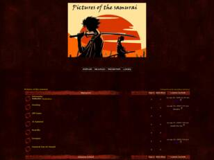Pictures of the Samurai