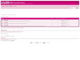 PINK-The Series Forum