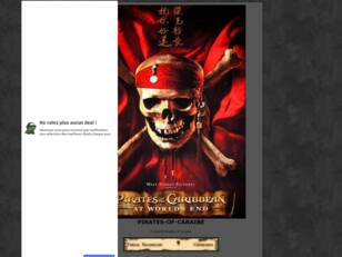 creer un forum : PIRATES-OF-CARAIBE