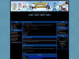 Pokemon Text MMO Czech Fórum