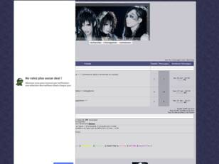 creer un forum : Forum sur le groupe de visual ke