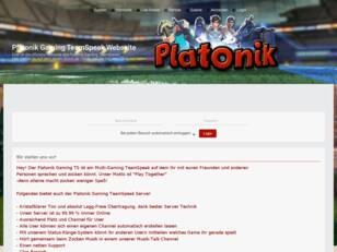 Platonik TeamSpeak Forum