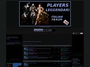 PlayerS Leggendari