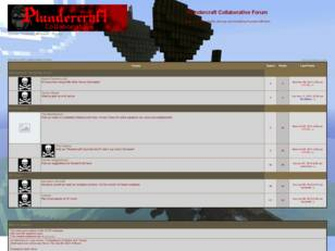 Free forum : Plundercraft Collaborative Forum