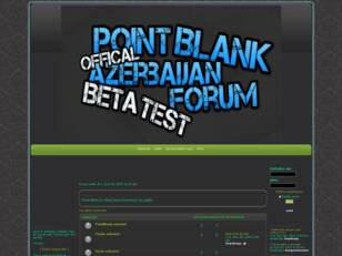 Point Blank Azerbaijan Forum