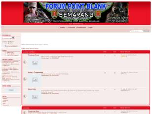 Forum Point Blank Semarang