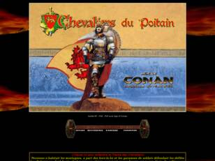 creer un forum : Chevaliers du Poitain