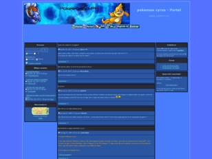Forum gratis : pokemon cyrus