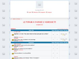 Forum gratuit : PokeCenter