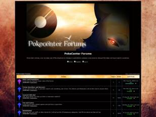 Free forum : PokeCenter Forums