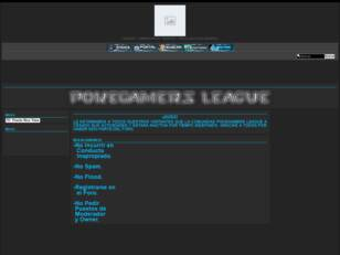 POKEGAMERS LEAGUE