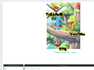 Index .: Pokemon Yourme Rpg