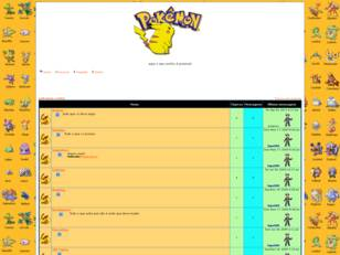 Forum gratis : pokemon-center