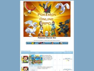 Forum gratis : Pokemon  Eternal War