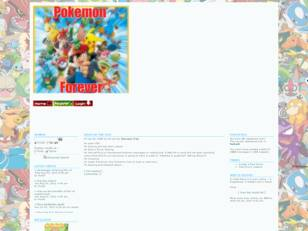 Free forum : PokemonForever
