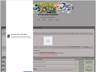 Pokemon Zone :: LE FORUM