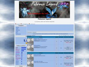 .::Pokemon Legend::.