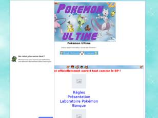 Pokemon Ultime