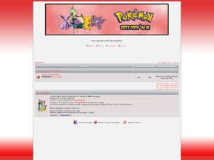 Forum gratis : pokemon