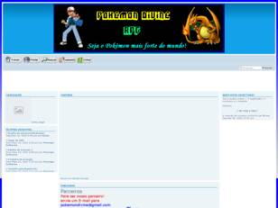 Forum gratis : Pokemon Divine RPG