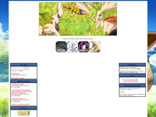 Forum gratis : pokemon online rpg