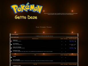Forum RPG : Pokemon getto dazze!