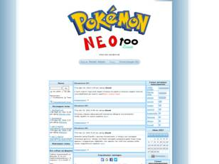 Pokemon Neophyte World Too