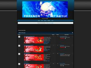 Pokemon Net Battle