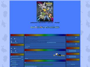 Forum gratis : pokemon diamante e perola
