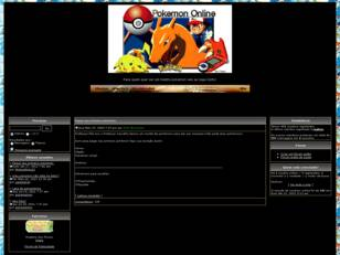 Forum gratis : pokemon rpg brasil