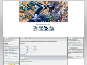 Forum gratis : Pokemon Rpg Light