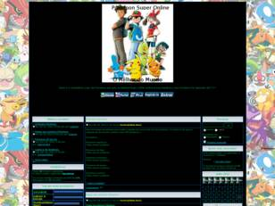Forum gratis : Pokemon Rpg Super online