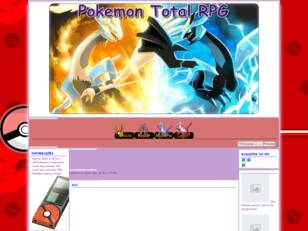 - Pokemon Total RPG (PTR) -