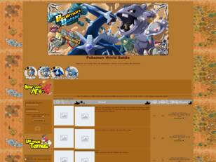 Foro gratis : Pokemon World Battle