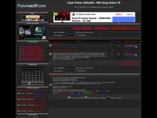 Club AtheRis- Mlt-Gmg Poke'R  AtheRis-MultiGaming PoKer