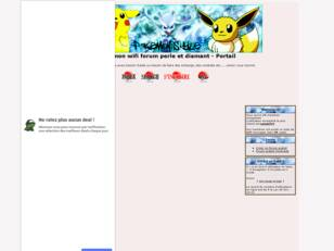 creer un forum : pokemon wifi forum