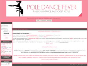 Forum Pole Dance Fever