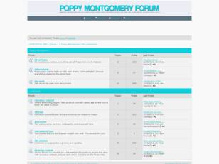 Poppy Petal [dot] Org | FORUM