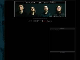 Porcupine Tree CHILE