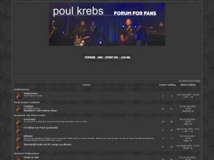 Poul Krebs For Fans