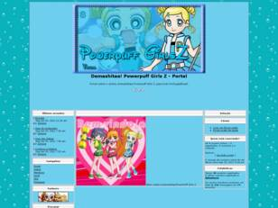 Forum gratis : .Demashitaa! Powerpuff Girls Z +++